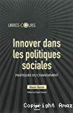 Innover dans les politiques sociales