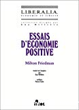 Essai d'économie positive.