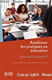 Améliorer les pratiques en éducation