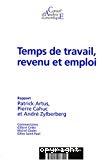 Réglementation du temps de travail, revenu et emploi.Temps de travail, revenu et emploi.
