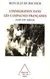 L'immigration dans les campagnes françaises (XIXe-XXe siècle).