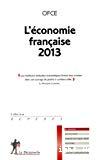 L'économie française 2013