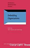 Embedding organizations : societal analysis of actors, organizations and socio-economic context.