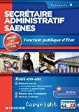 Secrétaire administratif SAENES