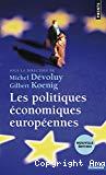 Les politiques économiques européennes