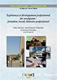 Expériences et développement professionnel des enseignants