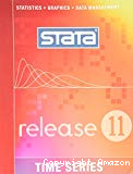 Stata Time-Series Reference Manual. Release 11