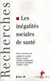 Les inégalités sociales de santé.
