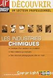 Les industries chimiques