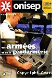 Les métiers des armées et de la gendarmerie.