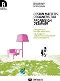 Designer : carrières et professionnalisation