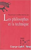 Les philosophes et la technique.