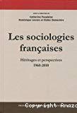 Les sociologies françaises