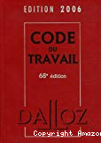 Code du travail 2006.