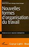 Nouvelles formes d'organisation du travail. Etudes de cas et analyses comparatives.