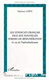 Les syndicats français face aux nouvelles formes de rémunération. Le cas de l'individualisation.