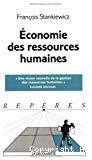 Economie des ressources humaines.