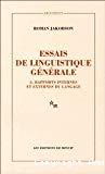 Essai de linguistique générale Volume 2, Rapports internes et externes du langage.