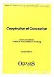 Coopération et conception.