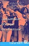 Dictionnaire critique du féminisme.