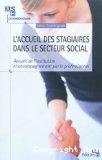 L'accueil des stagiaires dans le secteur social