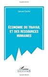 Economie du travail et des ressources humaines.