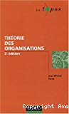 Théorie des organisations.