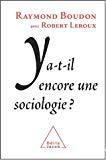 Y a t-il encore une sociologie ?