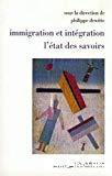 Immigration et intégration, l'état des savoirs.