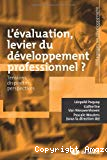 L'évaluation, levier du développement professionnel ?