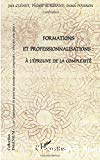 Formations et professionnalisations