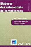 Elaborer des référentiels de compétences : principes et méthodes.