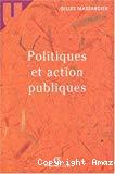 Politiques et action publiques.