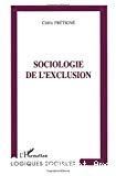 Sociologie de l'exclusion.