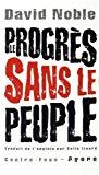 Le progrès sans le peuple