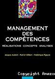 Management des compétences. Réalisations, concepts, analyses.