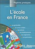 L'école en France.