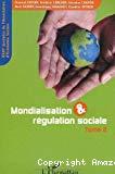 Mondialisation et régulation sociale. Tome 2. XXIIIèmes journées de l'Association d'Economie Sociale. Grenoble, 11-12 septembre 2003.