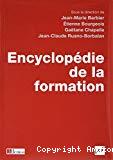 Encyclopédie de la formation.