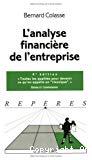 L'analyse financière de l'entreprise.