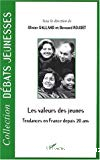 Les valeurs des jeunes : tendances en France depuis 20 ans.