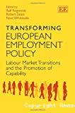 Transforming european employment policy