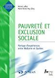 Pauvreté et exclusion sociale : partage d'expériences entre Wallonie et Québec.