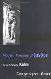 Modern Theories of Justice.