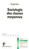 Sociologie des classes moyennes.