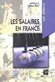 Les salaires en France.