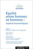 Égalité entre femmes et hommes : aspects économiques.