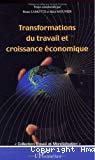 Transformations du travail et croissance économique.