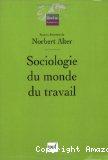 Sociologie du monde du travail.