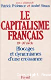 Le capitalisme français, XIXe-XXe siècle